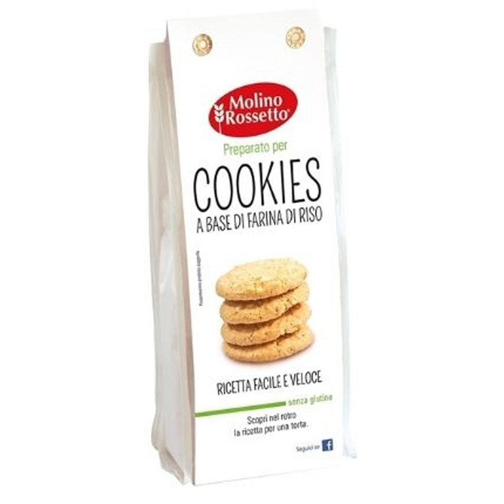 Mix for Tarts and Cookies with Gluten-Free Rice Flour, 300 g