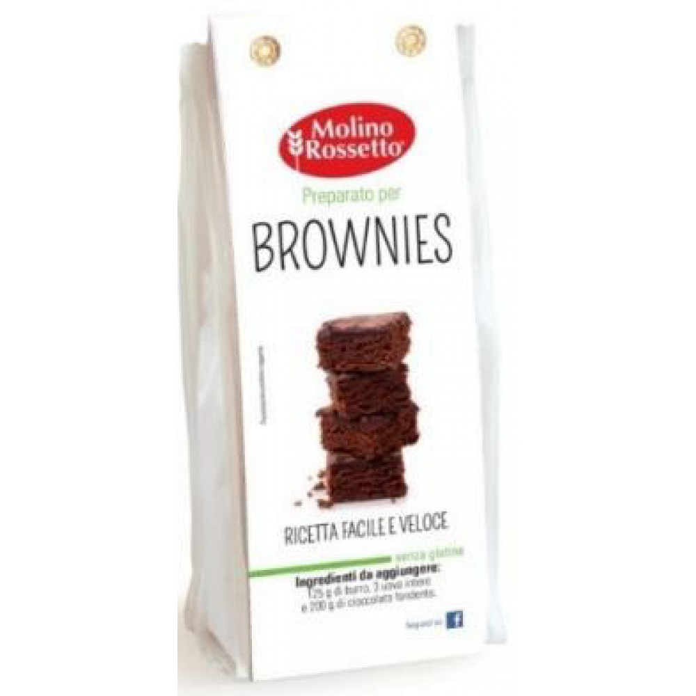 Mix for Brownies Gluten-Free, 300 g